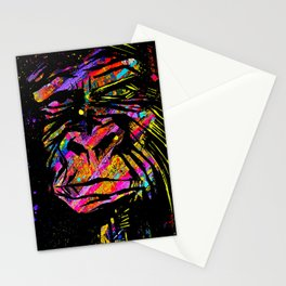 Artistic Ape Stationery Cards