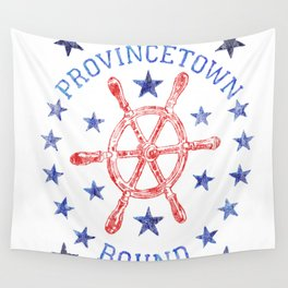 Provincetown Bound Wall Tapestry