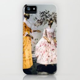 China Through The Looking Glass 3 iPhone Case