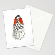 Red Feather -01 Stationery Cards