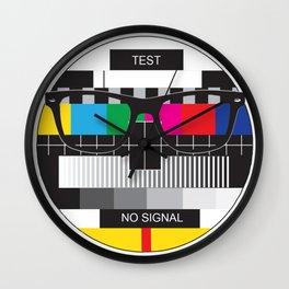 Retro Geek Chic - Headcase Wall Clock
