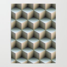 Ambient Cubes Poster