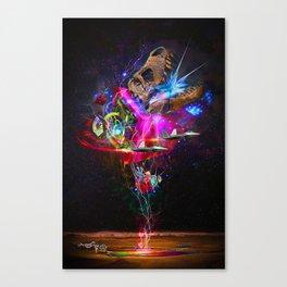 T-Wrecks Canvas Print