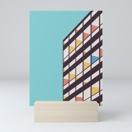 Le Corbusier Mini Art Print