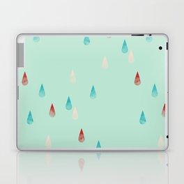 Raindrop Repeat Laptop & iPad Skin
