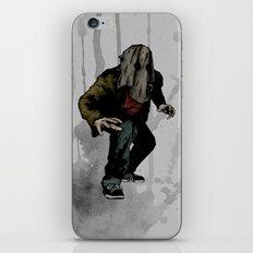 Vigilante #6 iPhone & iPod Skin