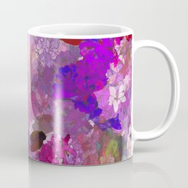 Purple Globes of Rhododendron  Coffee Mug