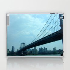 Bridge The Gap Laptop & iPad Skin