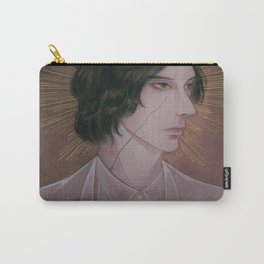 Reylo - White Bishop Carry-All Pouch