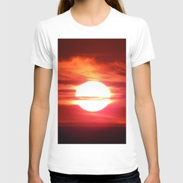 Fireball Above the Saint-Lawrence T-shirt