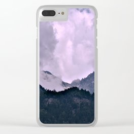 Takeover Clear iPhone Case