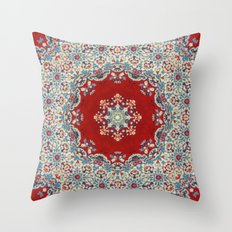 Mandala Nada Brahma  Throw Pillow