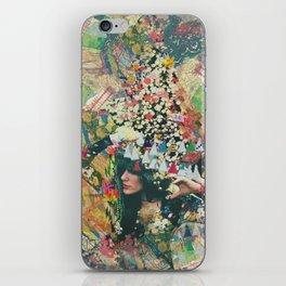Lost in I'm-So-Indie Space iPhone Skin