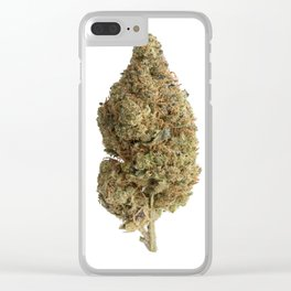 DeadHeadOG Clear iPhone Case