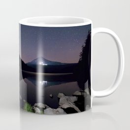 A Trillium Night Coffee Mug