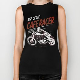 Rise of the Cafe Racer II Biker Tank