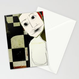 « sourd et muet » Stationery Cards