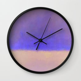Lost Decree Wall Clock
