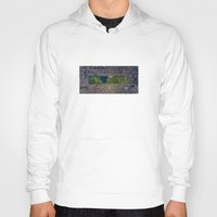 central park Hoodies featuring New York Central Park by Rothko