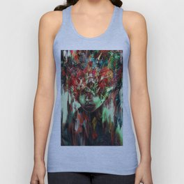 Chaotic Mind Unisex Tank Top