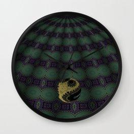 Unfitting Frame Orbitals 11 Wall Clock