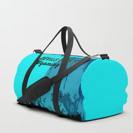 Devils Tower Wyoming Duffle Bag