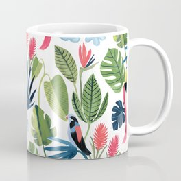 Tropical Rainforest Coffee Mug