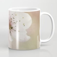 Pink Peach Blossoms Mug