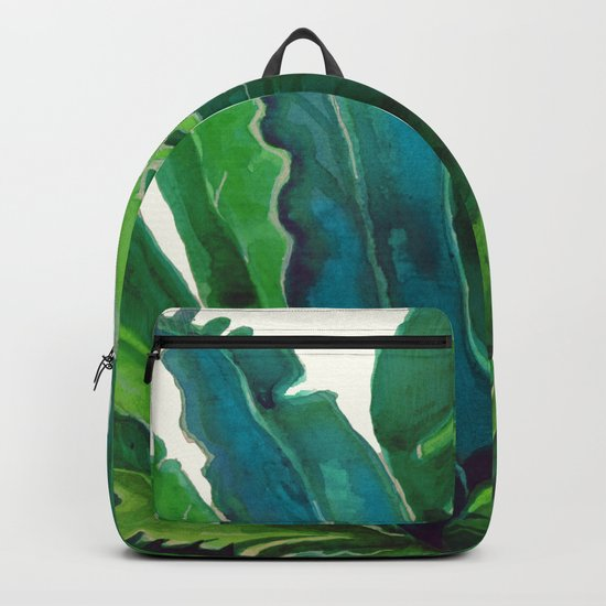 tropical nature Backpack