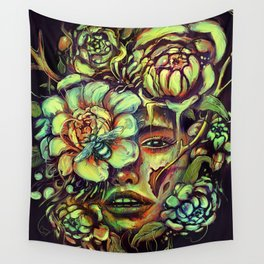Pollinate Wall Tapestry