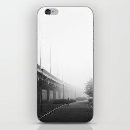 In The Fog iPhone Skin