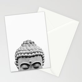 Shy Buddha Stationery Cards