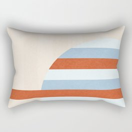 Beach Orbs Rectangular Pillow