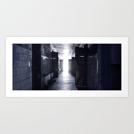 Chernobyl - в'язниця Art Print