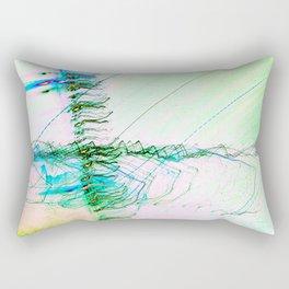 The Rush Aesthetic Rectangular Pillow