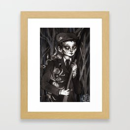 Lasagne (For One) Framed Art Print