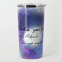 Unless Your name is Rhysand Travel Mug
