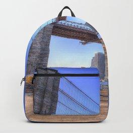 Brooklyn Bridge New York Backpack