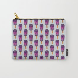 ice cream city pattern Carry-All Pouch