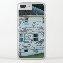 Alaskan Home pt.2 Clear iPhone Case