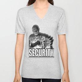 Mummy Security Unisex V-Neck