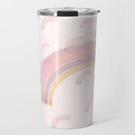 Cute Rainbows Travel Mug