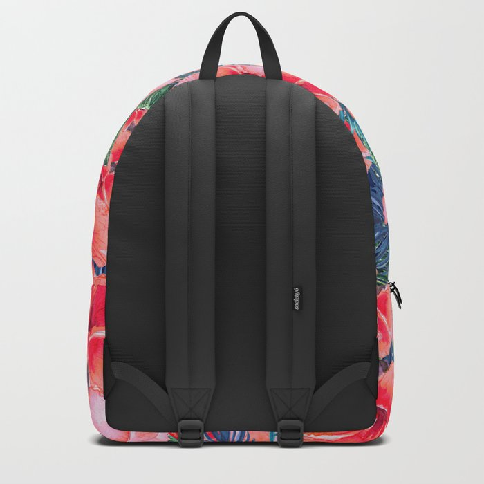 My Tropical Garden 12 Backpack