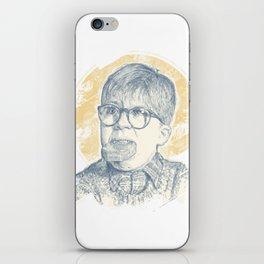 OH FUDGE RALPHIE! iPhone Skin