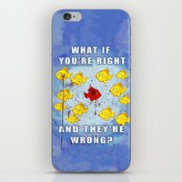 fargo iPhone & iPod Skins featuring Bloody Fargo   by ROGER