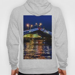 Raising bridges in St. Petersburg Hoody