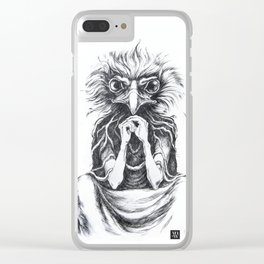 Jealousy Clear iPhone Case