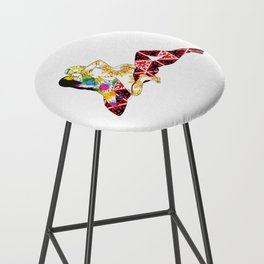 Three Ways - FFM 1 Color 1 Bar Stool