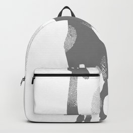 FINGER PRINT GIR Backpack