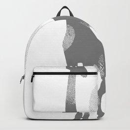 FINGER PRINT GIR Backpack